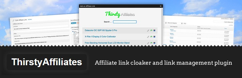 thirstyaffiliates wordpress plugin