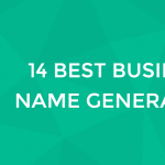 14 Best Business Name Generators