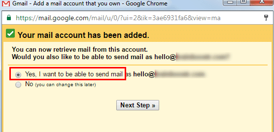 send emails in gmail