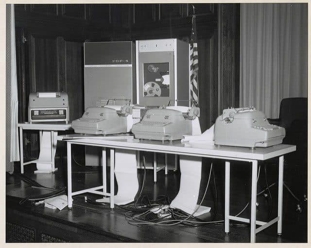 PDP-4s
