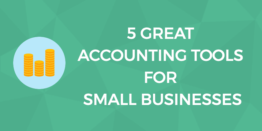 Account Tools for Small Businesses