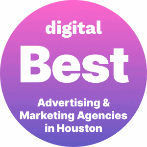 Advertising and Marketing Agencies in Houston Badge
