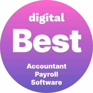 Best Accountant Payroll Software Badge