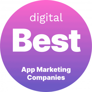 Best App Marketing Companies Badge