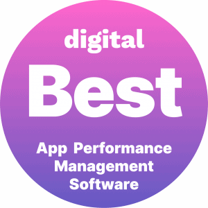 Best Application Performance Management Software Badge