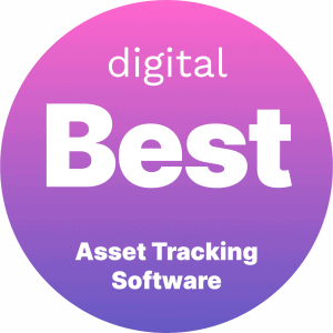 Best Asset Tracking Software Badge