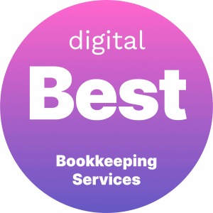 Best Bookkeeping Services Badge
