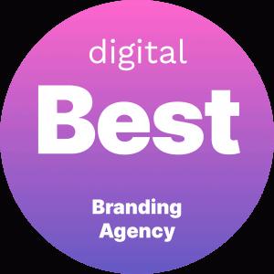 Best Branding Agency Badge