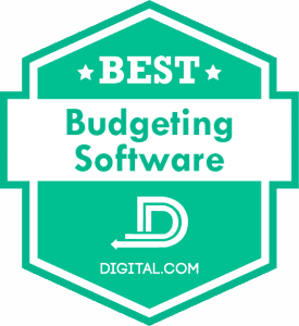 Best Budgeting Software Badge