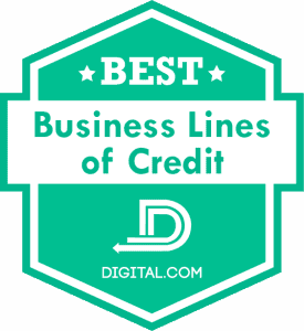 Best Business Lines of Credit Badge