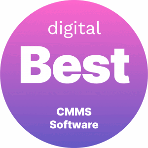 Best CMMS Software Badge