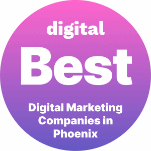 Best Digital Marketing Companies in Phoenix Badge