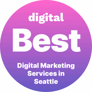 Best Digital Marketing Companies in Seattle Badge