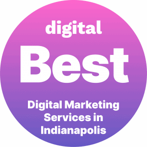 Best Digital Marketing Services in Indianapolis Badge