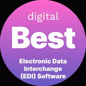 Best Electronic Data Interchange EDI Software Badge