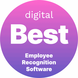 Best Employee Recognition Software Badge