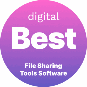 Best File Sharing Tools Software Badge