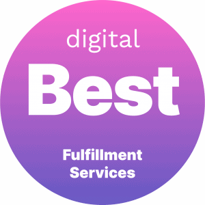Best Fulfillment Services Badge