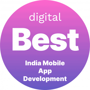 Best India Mobile App Development Badge