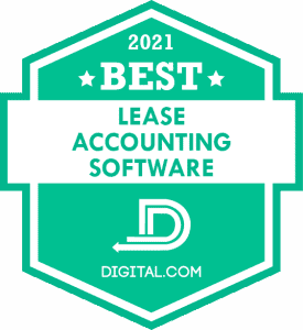 Best Lease Accounting Software Companies Badge