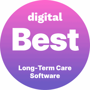 Best Long-Term Care Software Badge