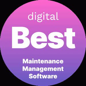 Best Maintenance Management Software Badge