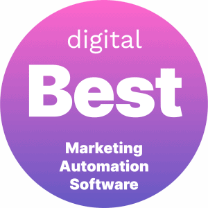 Best Marketing Automation Software Badge