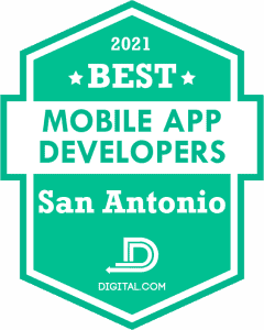 Best Mobile Application Developers in San Antonio Badge