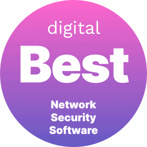 Best Network Security Software Badge