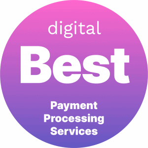 Best Payment Processing Services Badge