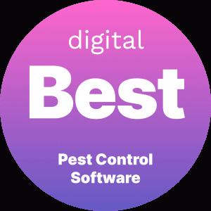 Best Pest Control Software Badge