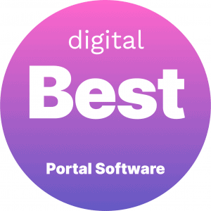 Best Portal Software Badge