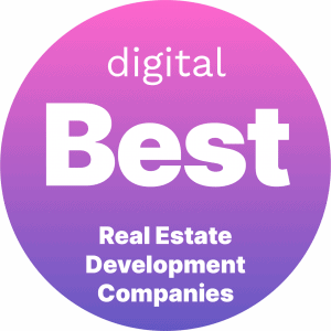 Best Real Estate Development Companies Badge