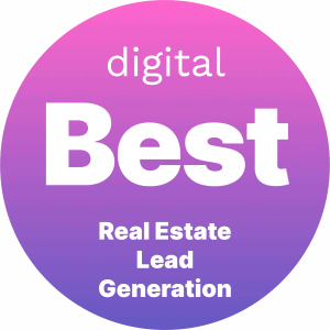 Best Real Estate Lead Generation Badge