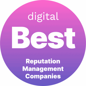 Best Reputation Management Companies Badge