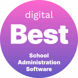 Best School Administration Software Badge