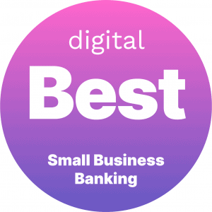 Best Small Business Banking Badge