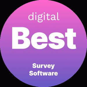 Best Survey Software Badge