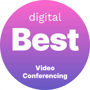 Best Video Conferencing Badge
