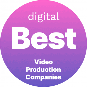 Best Video Production Companies Badge