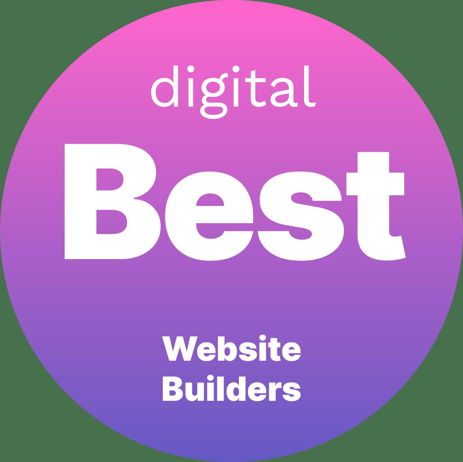 best-website-builders-badge
