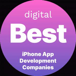 Best iPhone App Development Companies Badge
