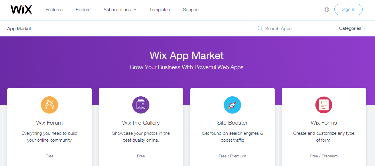 remove wix banner for free