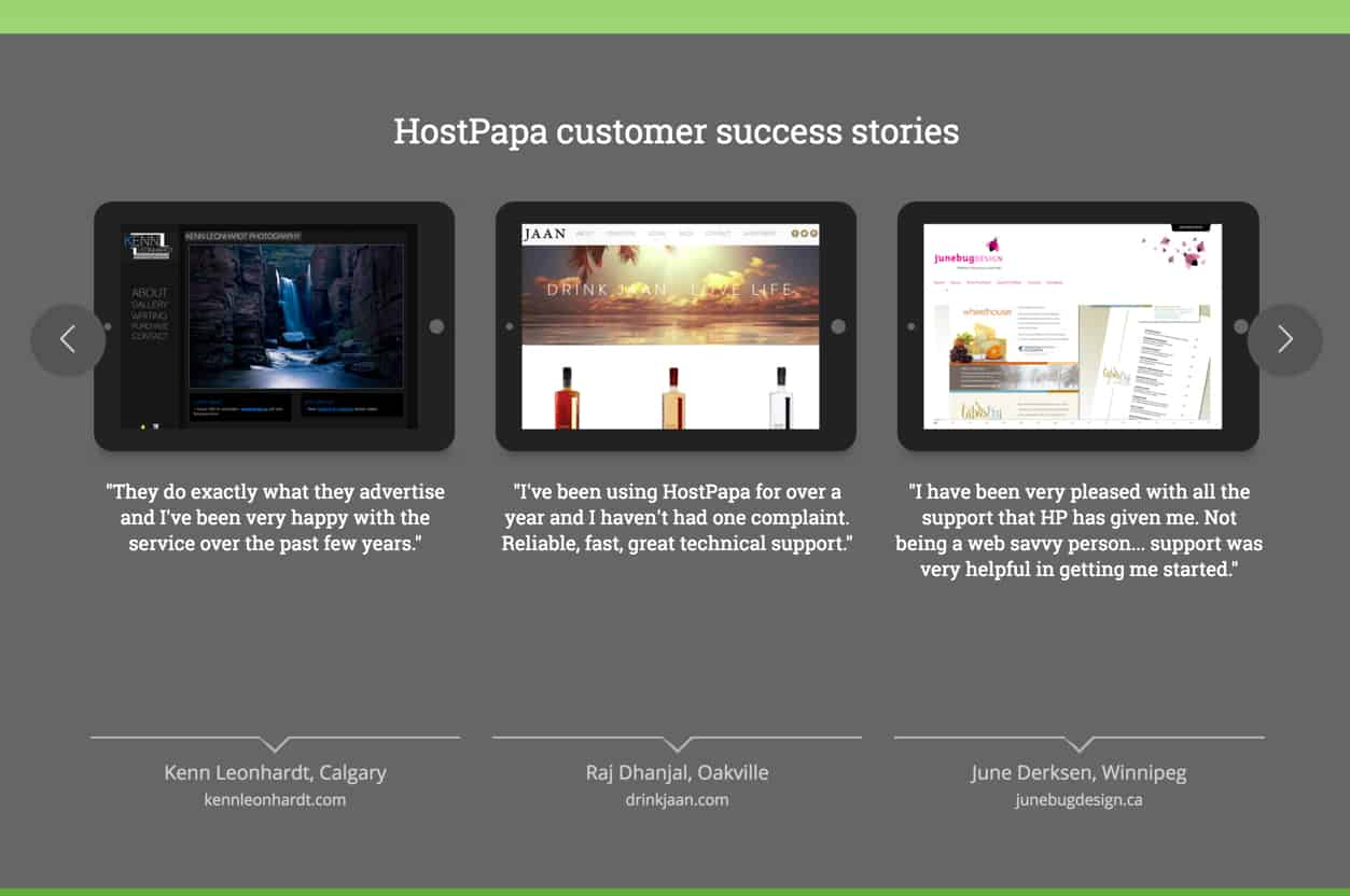 HostPapa Website Builder Review