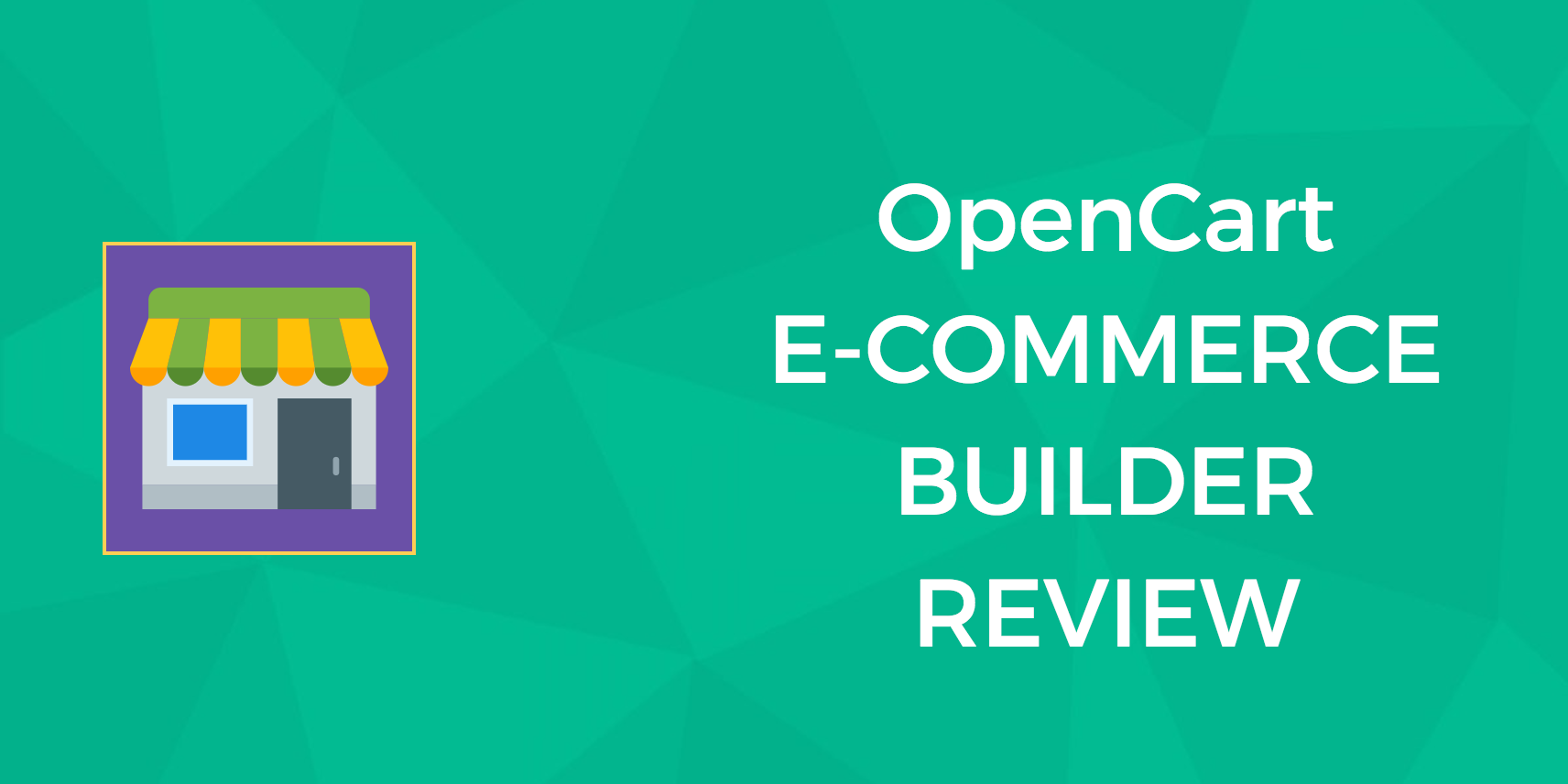 OpenCart Review: E-Commerce Shopping Cart  But is it the
