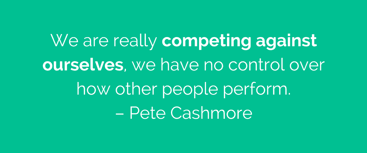 Pete Cashmore quote