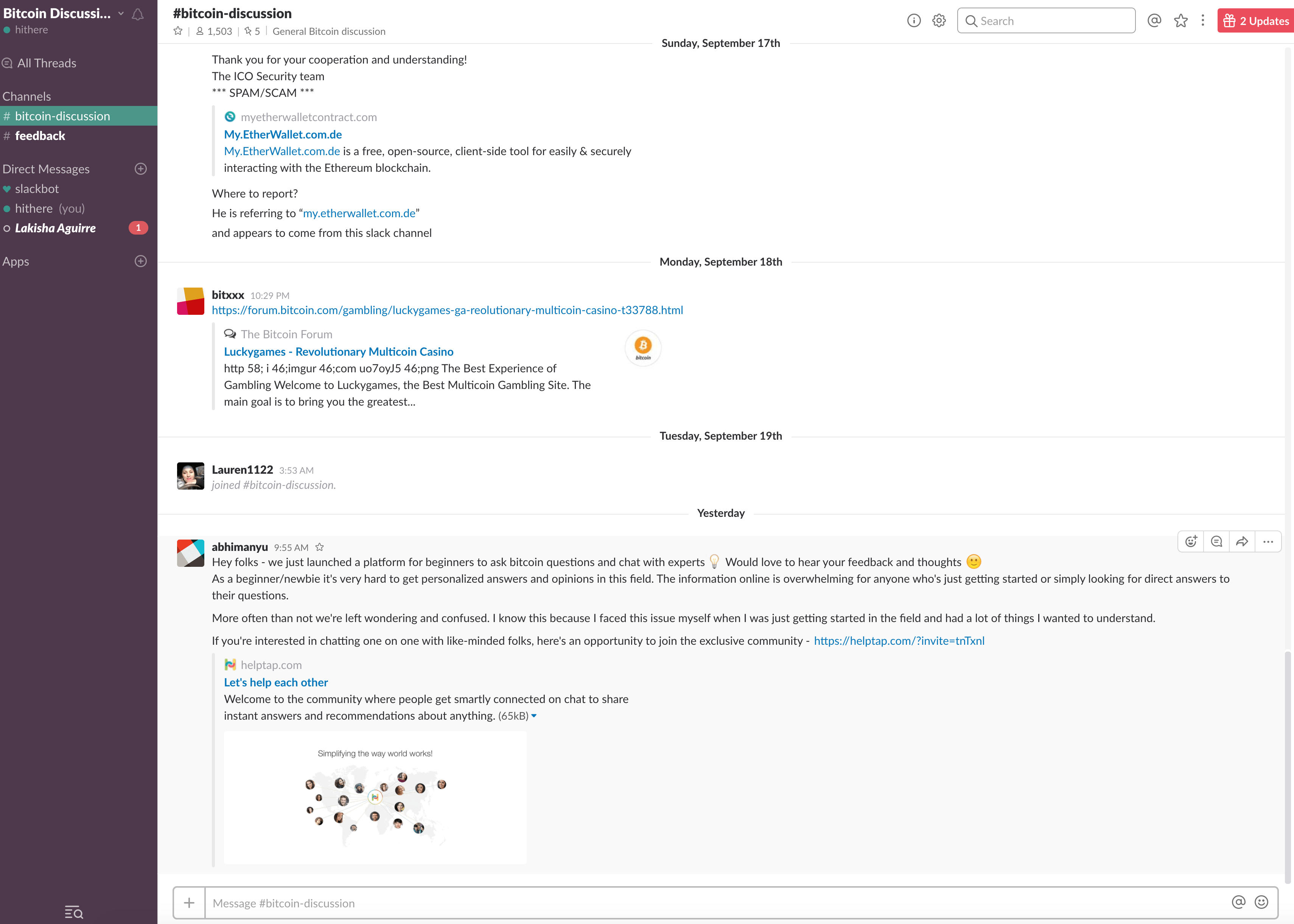 https://bitcoinpub.slack.com