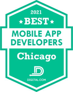 The Best Mobile Application Developers in Chicago Badge