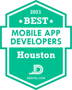 The Best Mobile Application Developers in Houston Badge