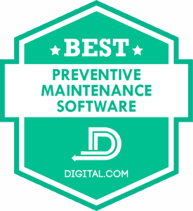 The Best Preventive Maintenance Software Badge